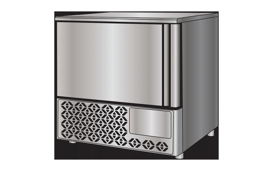 Blast Chillers Shock Freezers - Ψυγειοκαταψύκτης - Εξοπλισμός Εστίασης Stock Inox