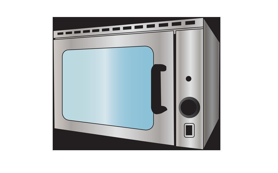 Φούρνος επαγγελματικός κυκλοθερμικός αερόθερμος - Εξοπλισμός Εστίασης Stock Inox