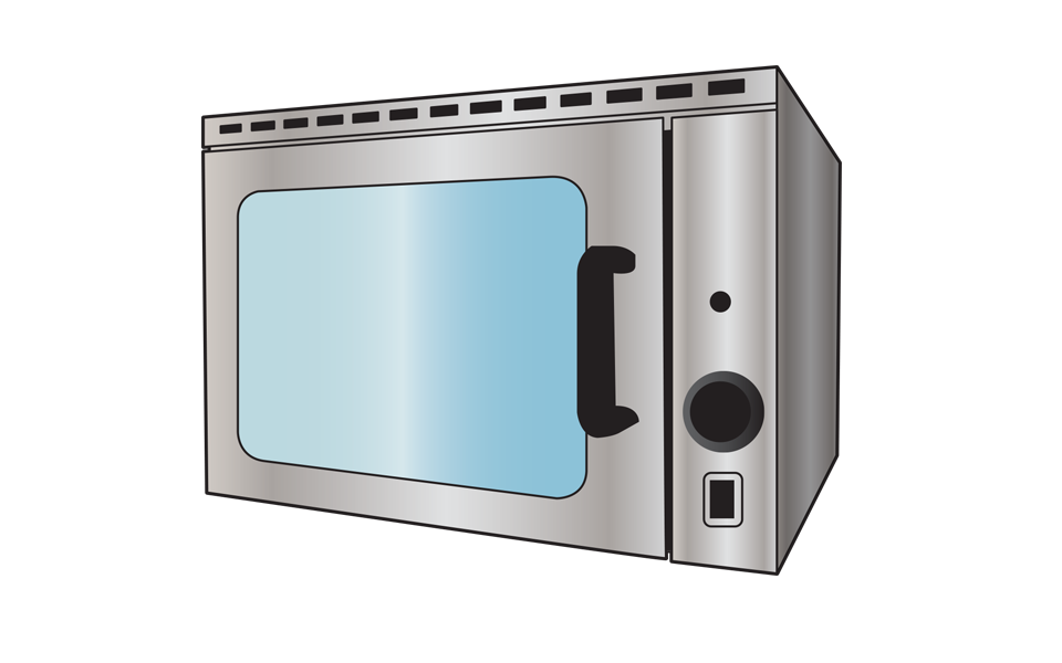 Φούρνος Επαγγελματικός Κυκλοθερμικός (Αερόθερμος) - Εξοπλισμός Εστίασης Stock Inox