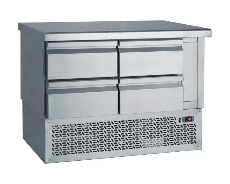 Ψυκτικό Μηχάνημα με συρτάρια - Ψυγείο Πάγκος Inox