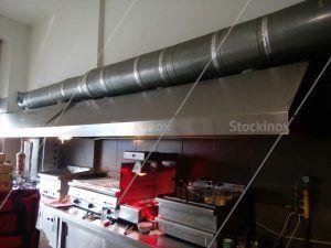 Αεραγωγός - Κανάλι Εξαερισμού Inox - Επαγγελματικός Εξαερισμός Κουζίνας Inox