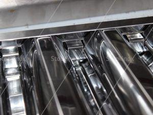 Φίλτρο Φούσκας Εξαερισμού Κουζίνας Inox - Λεπτομέρεια - Επαγγελματικός Εξαερισμός Κουζίνας