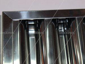 Φίλτρο Φούσκας Εξαερισμού Κουζίνας Inox - 2 - Επαγγελματικός Εξαερισμός Κουζίνας