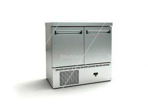 Ψυγείο - Πάγκος Inox Dobros PSMDS-2z - Επαγγελματικά Ψυγεία Πάγκοι Inox