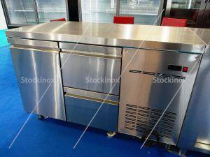 Ψυγείο - Πάγκος Inox Domi Νο7156 - Επαγγελματικά Ψυγεία Πάγκοι Inox
