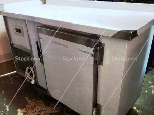 Ψυγείο - Πάγκος Inox με Σήκωμα Πίσω & Αριστερά - Επαγγελματικά Ψυγεία Πάγκοι Inox